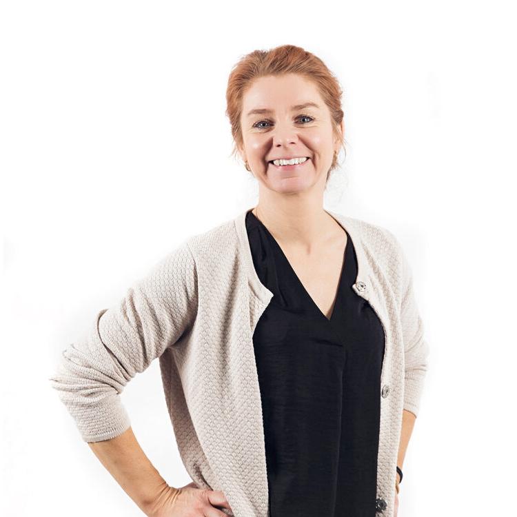 Susanne Svedberg
